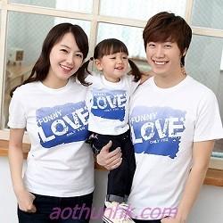 áo thun gia đình 5