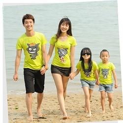 áo thun gia đình 7