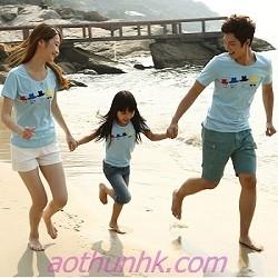 áo thun gia đình 9