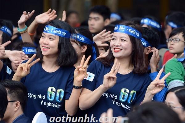 chung tay huong ung 60 gio 2016