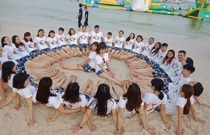 Đồng Phục Đi Biển TpHCM
