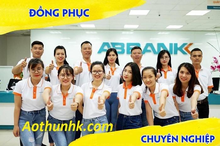 ao thun dong phuc v&h