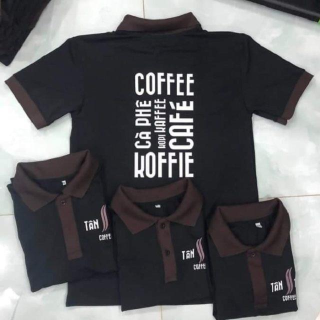ao dong phuc quan cafe